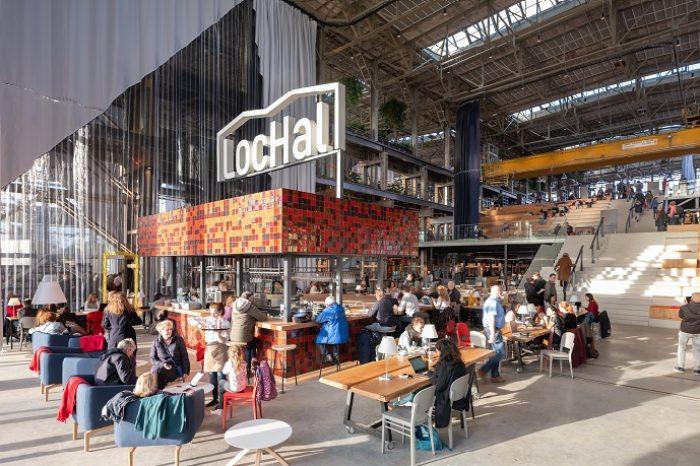 Foto: LocHal, Ossip Architectuurfotografie